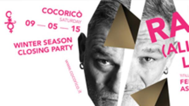 Closing Party @ discoteca Cocoricò