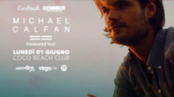 Michael Calfan @ discoteca Cocobeach