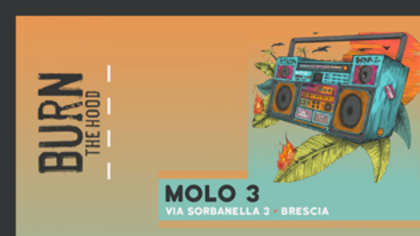 Burn in the Hood (Rehab+Basement) @ discoteca Molo3