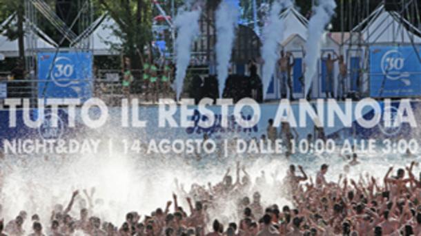 Ferragosto 2016 al Parco Acquatico Aquafan