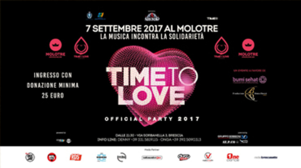 Time To Love Party @ discoteca Molo3