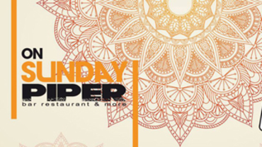 Piper on Sunday!