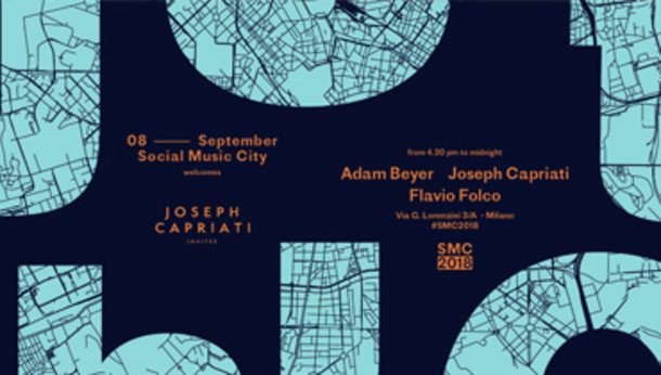Joseph Capriati @ Social Music City
