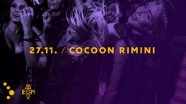 Cocoon Rimini Move On @ discoteca Altromondo Studios