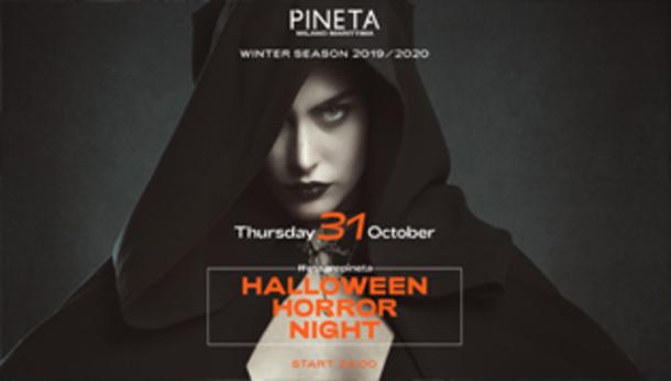 Halloween 2019 alla discoteca Pineta