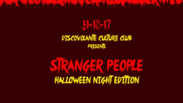 Halloween 2017 al Disco Volante!