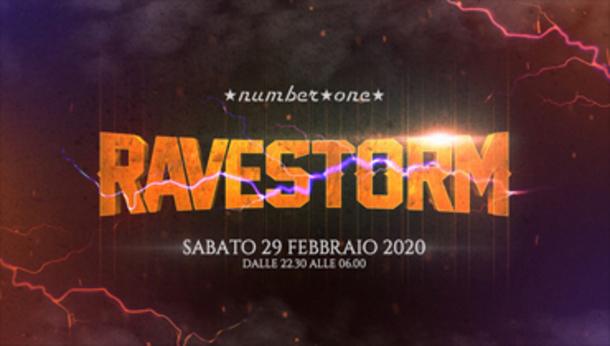 RAVESTORM - Number One