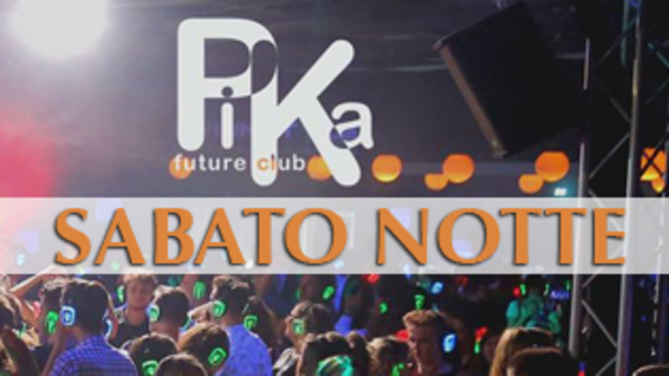 Sabato Notte by Pika!