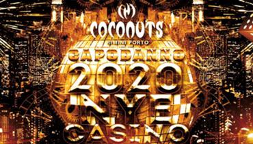 Capodanno 2020 @ discoteca Coconuts