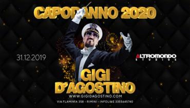 Capodanno 2020 @ discoteca Altromondo Studios