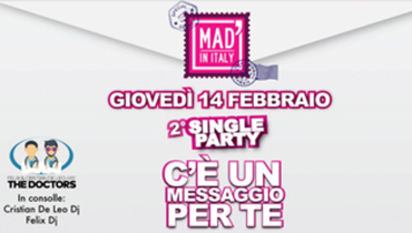 Il Giovedì di Verona @ Mad' in Italy!