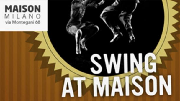 Swing at Maison la Domenica Sera!