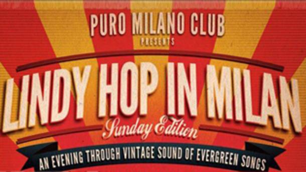 Lindy Hop in Milan, la Domenica by Puro Club