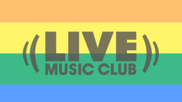 Live Music Club on Saturday Night