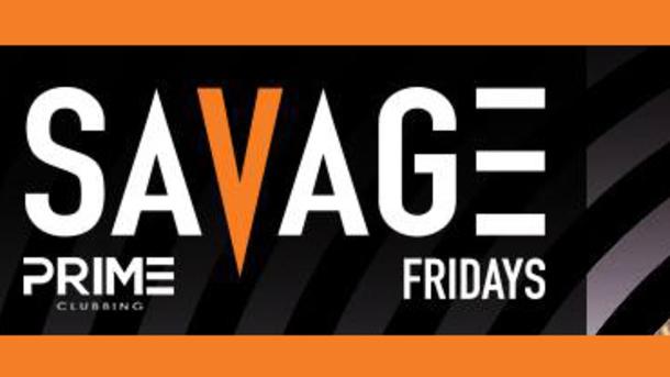 Savage Fridays @ discoteca Tocqueville