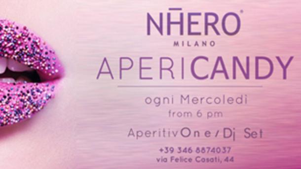Apericandy @ Nhero Milano