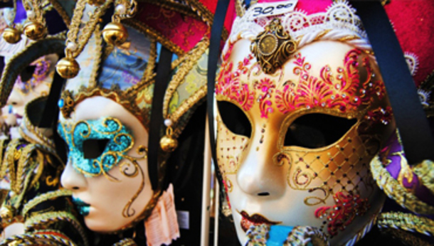 Martedì Grasso, Carnevale 2018 al Convento!