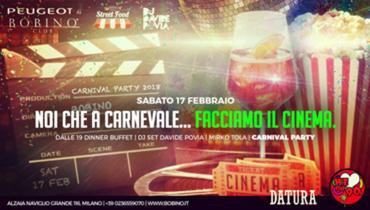 Carnevale 2018 @ Bobino Club a Milano