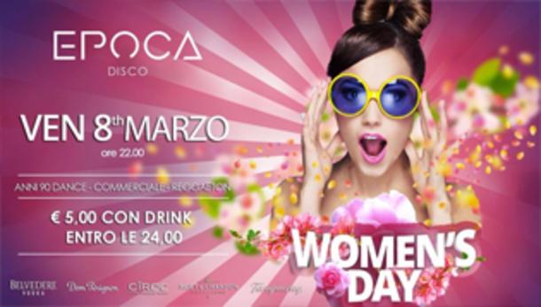 Festa della Donna @ Epoca Disco!
