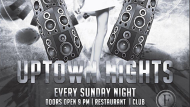 Uptown Nights @ Old Fashion, Disco & Restaurant!