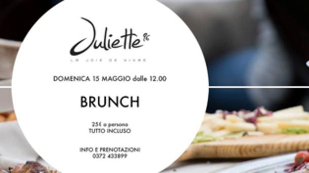 """Domenica in """"Brunch"""" @ Juliette 96!"""