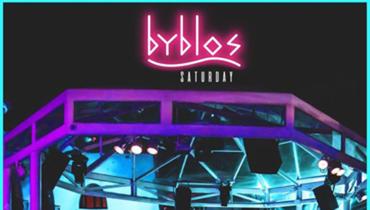 By discoteca Byblos!
