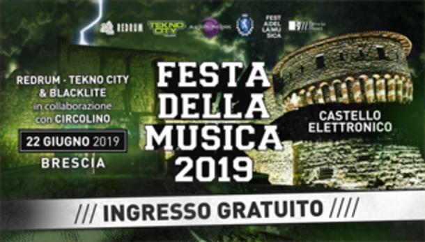 Festa della Musica 2019 @ Castello di Brescia