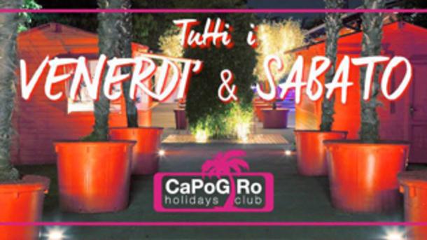 Capogiro Estate 2016 @ Smalto Garden Club