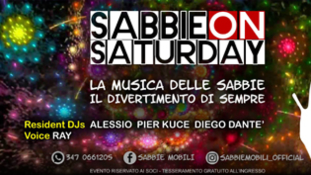 SABBIE on Saturday