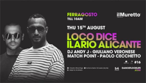 Ferragosto 2019 @ discoteca Il Muretto!