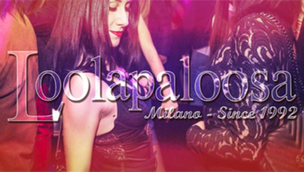 Alla discoteca Loolapaloosa