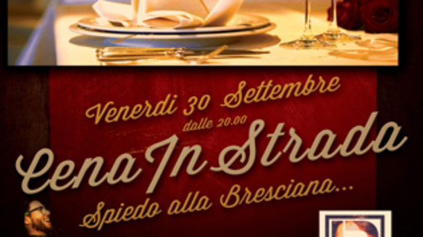 Festa in Strada by Belle Epoque: cena di spiedo bresciano!