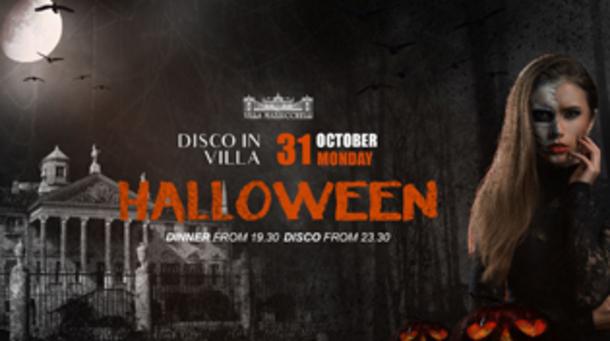 Halloween 2016 @ Villa Mazzucchelli