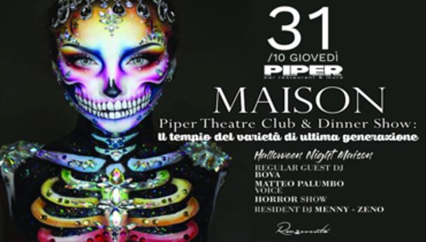 Halloween 2019 at Piper Verona!