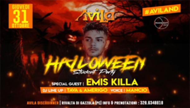 Halloween 2019 @ discoteca Avila!