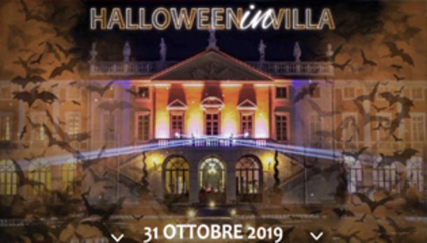 Halloween 2019 @ Villa Fenaroli!
