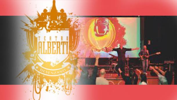 Venerdì sera @ Teatro Alberti!