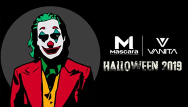 Halloween 2019 @ discoteca Mascara!