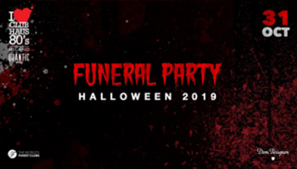 Halloween 2019 @ Club Haus 80's!