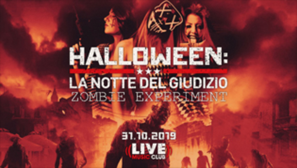 Halloween 2019 @ Live Music Club