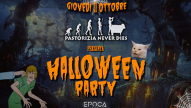 Halloween 2019 @ Epoca Disco Club