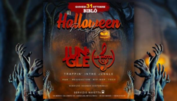 Halloween 2019 @ discoteca Biblò Club