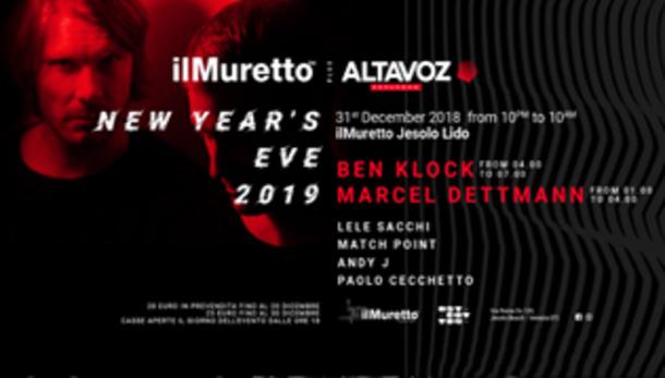Capodanno 2019 @ discoteca Il Muretto!