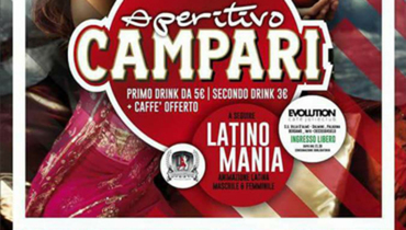 Latino Mania @ Evolution Cafè