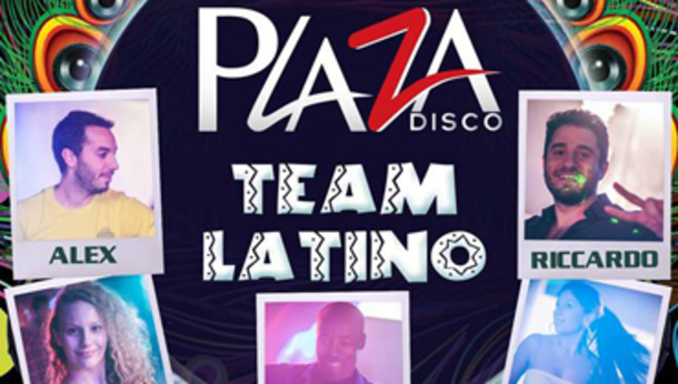 La domenica Latina e Reggaeton @ discoteca Plaza