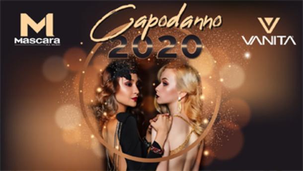 Capodanno 2020 @ discoteca con ristorante Mascara