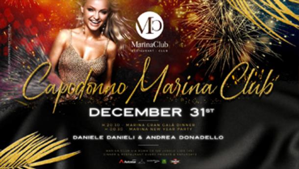 Capodanno 2020 @ Marina Club di Jesolo!