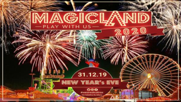 Capodanno 2020 @ Alcatraz Milano!