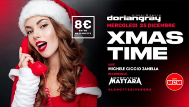 Natale alla discoteca Dorian Gray di Verona!
