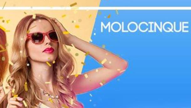 Sabato Notte @ discoteca Molocinque di Venezia!